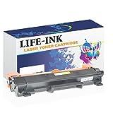 Life Ink Toner ersetzt Brother TN-2420, TN2420, TN-2410, TN2410 3.000 Seiten | MIT CHIP | für Brother DCP-L2510D, DCP-L2530DW, DCP-L2537DW, DCP-L2550DN, HL-L2310D, HL-L2350DW, HL-L2357DW, HL-L2370DN, HL-L2375DW, MFC-L2710DN, MFC-L2710DW, MFC-L2730DW, MFC-L2735DW, MFC-L2750DW Drucker schwarz