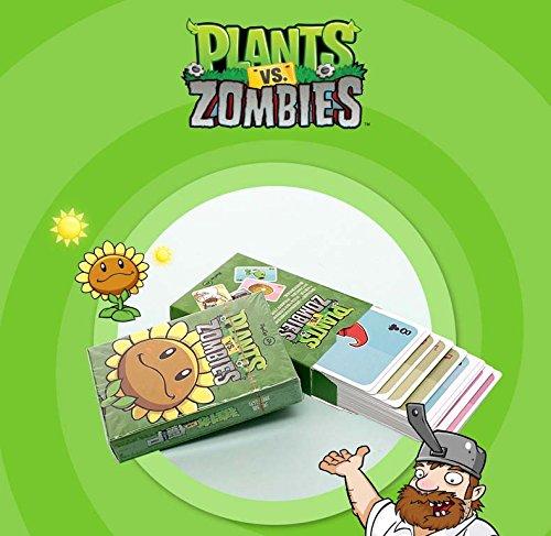 Pflanzen gegen Zombies Spielkarten / Skatkarten / Pokerkarten * original & offiziel lizenziert (Pflanzen Zombies)