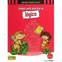 Juegos para ejercitar la lógica (Terapias Juegos Didácticos)