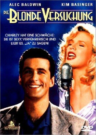 Die blonde Versuchung (OT: Marrying Man) - German Release (Language: German, English, Italian) by alec baldwin