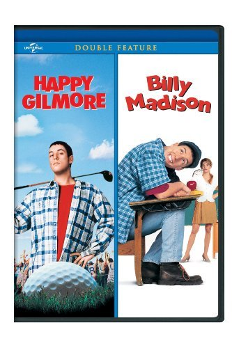 Happy Gilmore / Billy Madison Double Feature by Adam Sandler