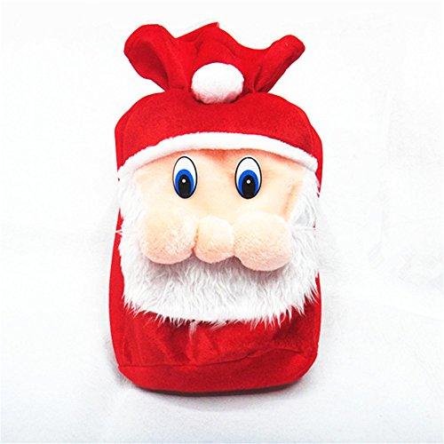 La bolsa grande regalos Navidad CALIENTE Santa Claus