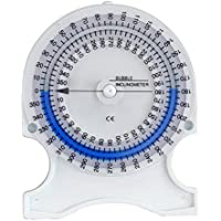 Bubble Inclinometer, Inklinometer, Neigungsmesser, Orthopädie, Skoliose