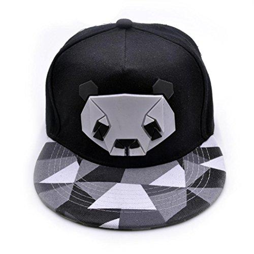 Homme Femme Chapeau de Panda de Baseball de Sports Casquette...