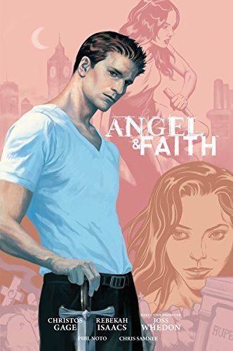 (Angel & Faith Season 9 Library Edition Volume 1 (Angel and Faith Season 9) (English Edition))
