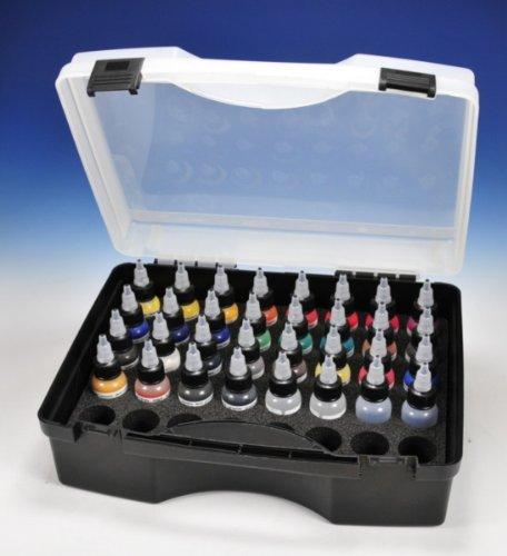 Hansa Pro-Color kit 28 colori aerografo in valigetta