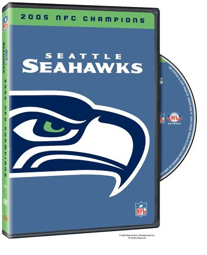 NFL - Seattle Seahawks 2005 NFC Champions by Matt Hasselbeck