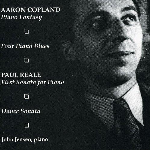 Piano Fantasy / 4 Piano Blues / First Sonata for Piano / Dance Sonata