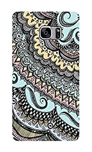 ZAPCASE PRINTED BACK COVER FOR SAMSUNG GALAXY S7 EDGE