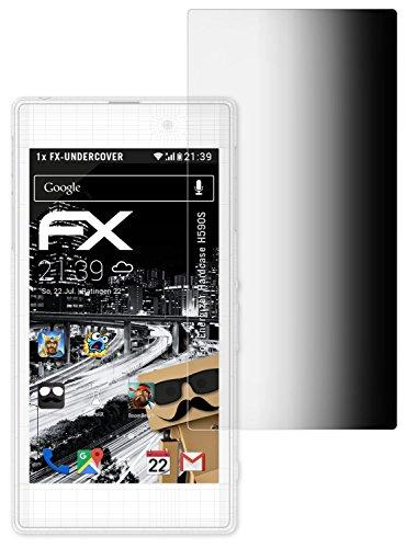 atFolix Blickschutzfilter für Energizer Hardcase H590S Blickschutzfolie, 4-Wege Sichtschutz FX Schutzfolie