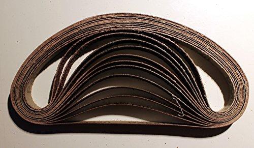 120 Stück Gewebe-Schleifbänder 13 x 457 Körnungen je 20x 40/60/80/120/180/240 für Black & Decker Powerfeile