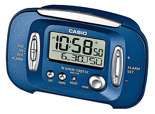Casio Wave Ceptor Funkwecker DQD-70B-2EF