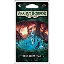 Arkham Horror LCG Where Doom Awaits - English