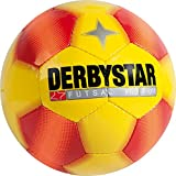 Derbystar Futsal Pro S-Light, 3, gelb rot orange, 1087300537