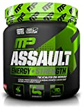 Assault Pre-Workout 30 servings Fresa