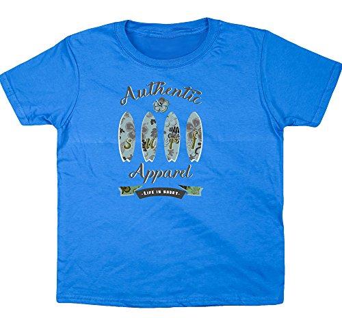 hippowarehouse-sweat-shirt-a-capuche-fille-bleu-