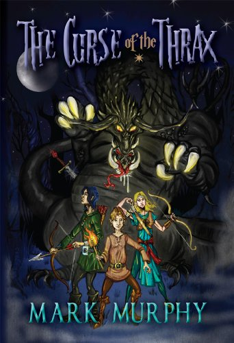 The Curse of the Thrax: Bloodsword Trilogy Part I (The ...