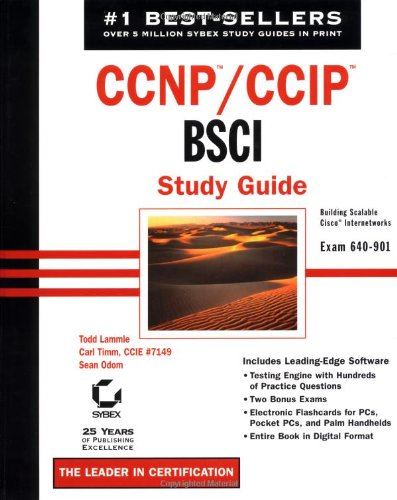 CCIP: BSCI Study Guide (Cisco Certification Series) por Todd Lammle