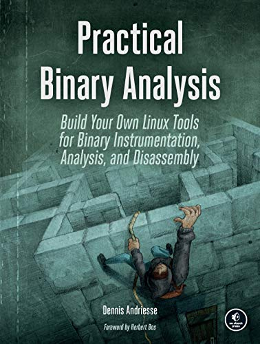 Practical Binary Analysis: Build Your Own Linux Tools for Binary Instrumentation, Analysis, and Disassembly (Computer-hacking-software)