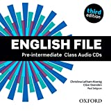 English File Pre-intermediaire Class audio CDs