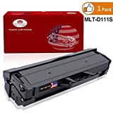 Toner Kingdom 1 Pacchetto Compatibile Samsung MLT-D111S Cartuccia per Toner Samsung Xpress SL-M2020W SL-M2020 SL-M2022 SL-M2022W SL-M2026 SL-M2026W SL-M2070 SL-M2070W SL-M2070FW Stampante Nero
