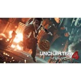 Athah Designs Wall Poster 13*19 Inches Matte Finish Uncharted 4: A Thief's End Uncharted Nathan Drake