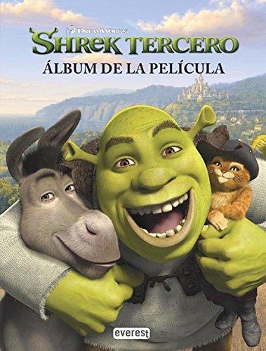 Shrek Tercero El Album De La Pelicula Shrek 3 Pdf Download