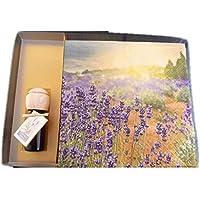 Servietten 20 Stück Motiv Provence Lavendel plus Raumduftöl Natur Lavendel Abrialis 10ml in transparenter Geschenkbox... preisvergleich bei billige-tabletten.eu