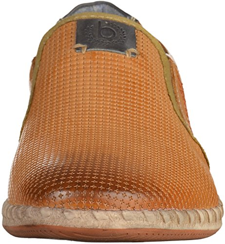 Bugatti K44671, Sneakers Basses Homme Cognac