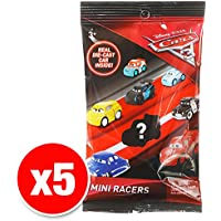 Disney Pixar Cars 3 Mini Racers Vehicles (5 Pack)