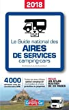 Guide national des aires de services camping-cars