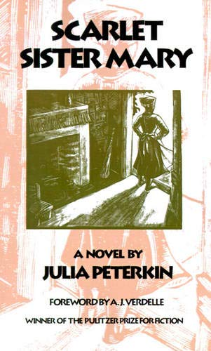 Scarlet Sister Mary (Brown Thrasher Books) por Julia Mood Peterkin