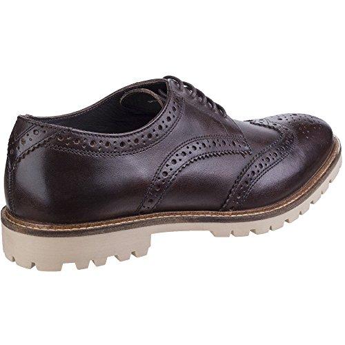 Base London Raid, Hommes Chaussures en cuir