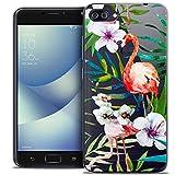 Caseink Coque pour ASUS Zenfone 4 Max Plus/Pro ZC554KL (5.5) Housse Etui [Crystal Gel...