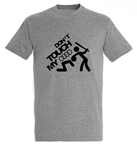 dont-touch-my-audi-man-beating-another-person-with-baseball-bat-funny-design-men-homme-grey-melange-