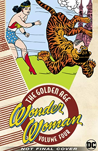 Dc Womens Shorts (Wonder Woman: The Golden Age Omnibus Vol. 4)
