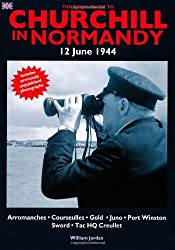 Churchill in Normandy - English (Military)