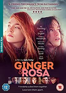 Ginger & Rosa [DVD]