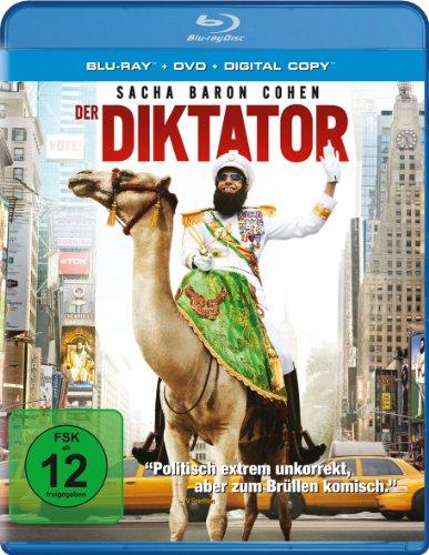 Bild von Der Diktator (+ DVD + Digital Copy) [Blu-ray]