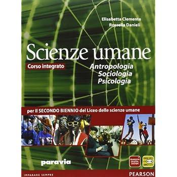 Antropologia, Sociologia, Psicologia. Per La 3ª E 4ª Classe Delle Scuole Superiori. Con Espansione Online