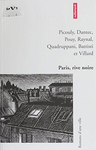 Paris, rive noire