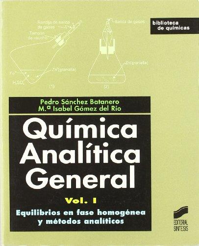 Equilibrios en fase homogénea y métodos analíticos