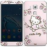 Huawei Nova Plus Folie Skin Sticker aus Vinyl-Folie Aufkleber Hello Kitty Merchandise Fanartikel Magnolia