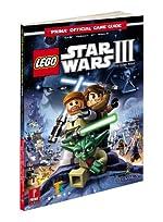 Lego Star Wars III - The Clone Wars: Prima Official Game Guide de Stephen Stratton