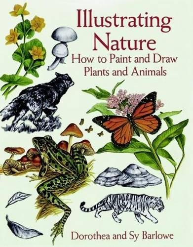 Illustrating Nature (Dover Art Instruction)