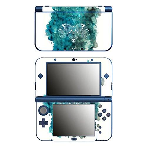 """'Disagu Design Skin für New Nintendo 3DS XL Motiven: Sternzeichen Widder """""""