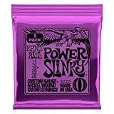 Ernie Ball Power Slinky Nickel Wound Electric Guitar Strings 3 Pack - 11-48 Gauge