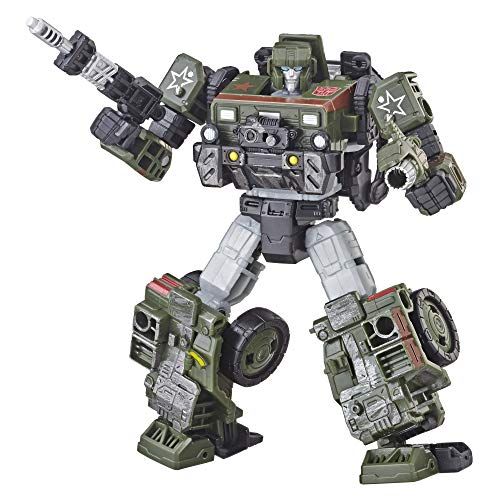 Transformers Deluxe Hound Action Figure