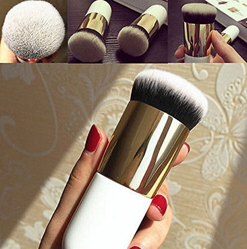 ClubComfort Professional Foundation Brush and Oval Foundation Brush pack of 2