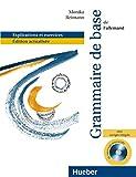 Grammaire de base pour l'allemand - Explications et exercices (1Cédérom)